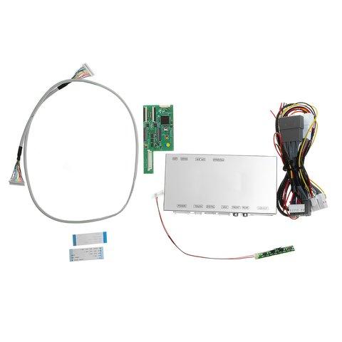 Видеоинтерфейс с LVDS-входом для Toyota Camry 2018– г.в. с головным устройством Pioneer Превью 2