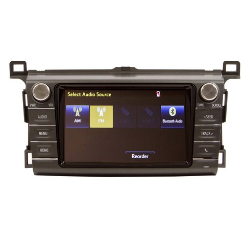 Touch 2 OEM Head Unit for Toyota RAV4 Preview 4