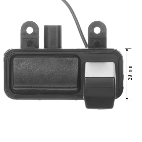 Tailgate Rear View Camera for Mercedes-Benz B Class of 2013-2014 MY Preview 3