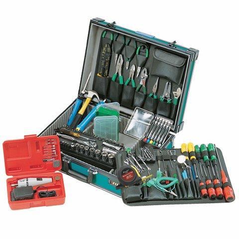 Набор инструментов Pro'sKit 1PK-990B для электромонтажа
