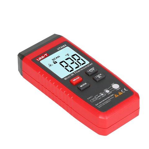 Інфрачервоний пірометр UNI-T UT306A Прев'ю 3