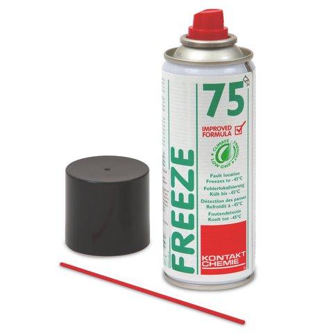 Засіб для заморожування Kontakt Chemie FREEZE 75 200, 200 мл Прев'ю 5