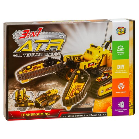 """""""Tractor todoterreno"""", juego de construcción CIC 21-536N Vista previa  8"""