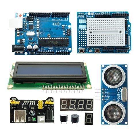 Набор для Arduino Super Starter Kit на базе UNO R3 + руководство пользователя Превью 3