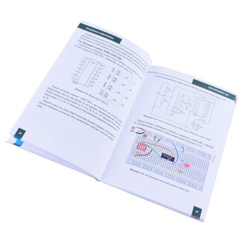 Конструктор Практична електроніка №8 Цифровая электроника Превью 5