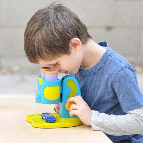 Обучающая игрушка Educational Insights серии Геосафари: Мой первый микроскоп Превью 7