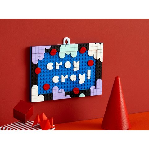 Конструктор LEGO DOTs Коробка для творчого дизайну 41938 Прев'ю 10