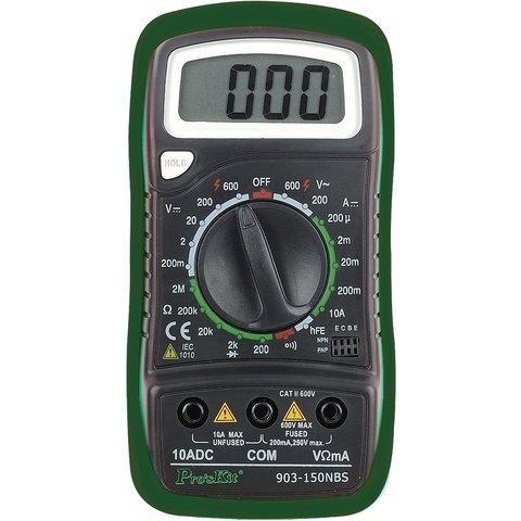 Digital Multimeter Pro'sKit 903-150NBS Preview 1