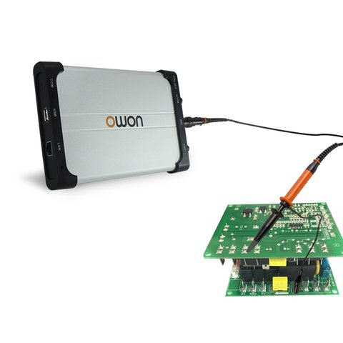Digital Oscilloscope OWON VDS2062 Preview 1